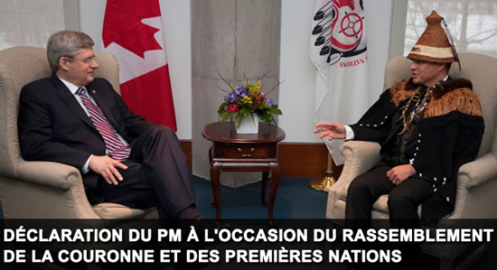 Harper first nations
