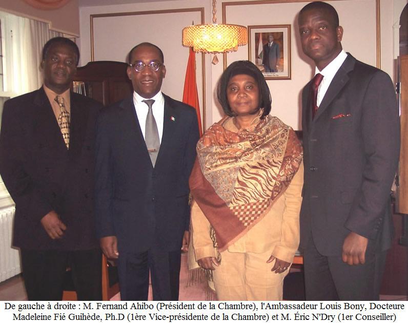 Actualit s diplomatiques international cr ation au for Chambre de commerce tuniso canadienne