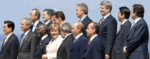 Heads of State and Government of the G8 and the emerging economies